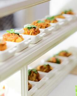 Healthcare foodservice